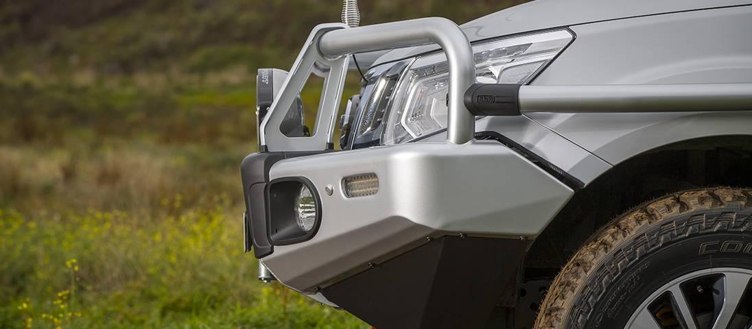 Arb Arb3438400 Defensa Delantera Para Winch Bigcountry Mx