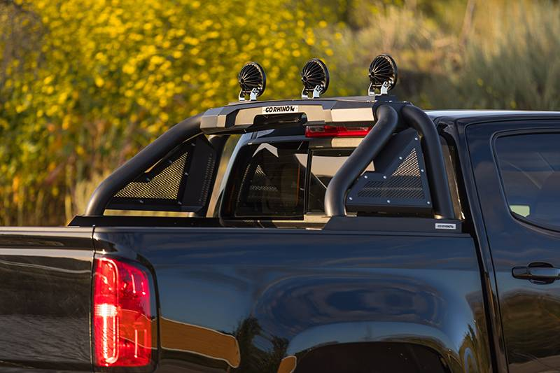 Go Rhino #911600T Combo Sport Bar 2 0 + Actuador - bigcountry mx