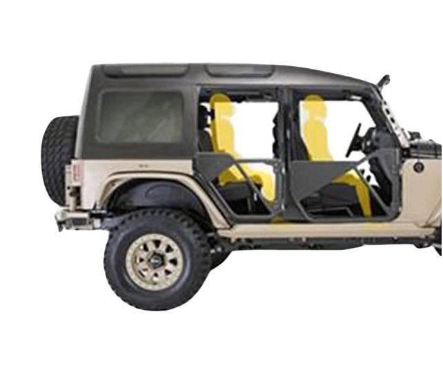 smittybilt #518702 reemplazo de techo duro safari jeep wrangler jk