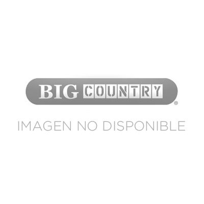 "Big Country - Estribo Widesider de 6"" Platinum II Negro Texturizado - 52"" + Brackets Dodge Ram 1500 2009-2017"