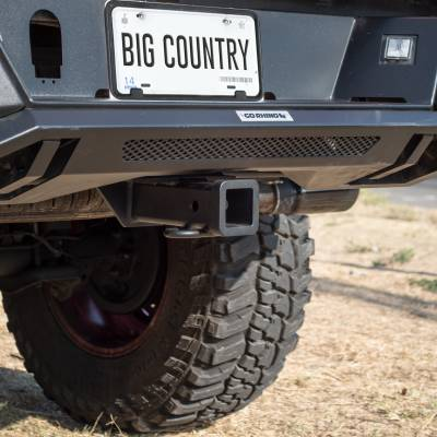 Big Country - Tirón de Arrastre Toyota Tacoma 2016-2020