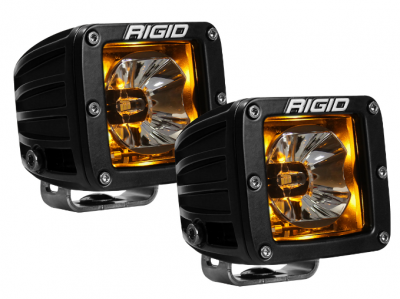 Rigid Industries - Faros Radiance Pod Lights - Rigid Industries, Amabar 7120204