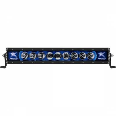 "Rigid Industries - RADIANCE PLUS 20"" LUZ AZUL"