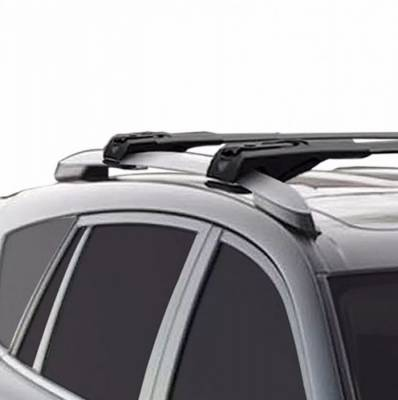 Big Country - Racks Tipo Original Laterales Plateado Nissan X-trail 14-20