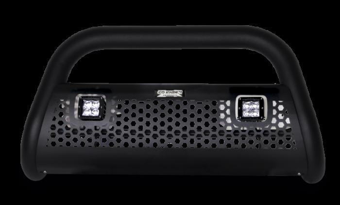 Go Rhino - RC2 LR + 2 luces + Brackets Chevrolet Silverado 1500 2014 - 2015