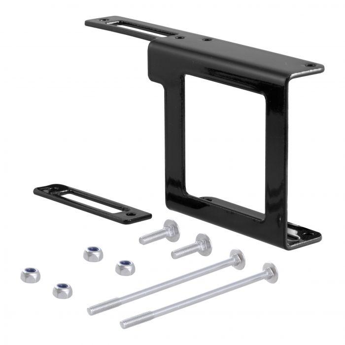 Curt Manufacturing - Accesorios electrónicos para remolque para conectores electrónicos easy mount
