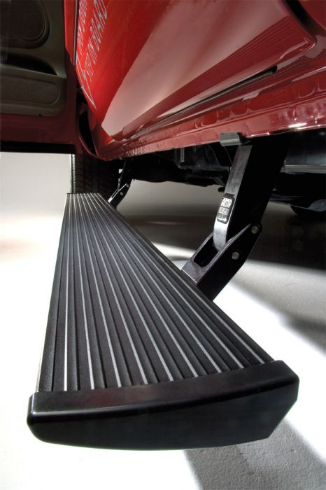 AMP Research - Estribos Powerstep para Dodge Ram 02 - 08