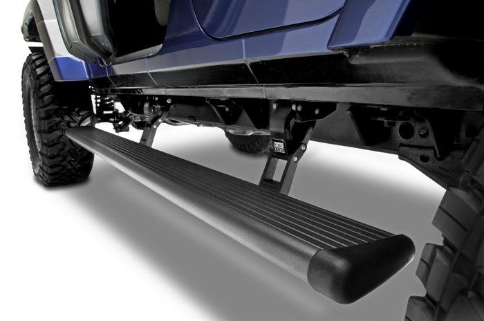 AMP Research - Estribos PowerStep para Jeep Wrangler 07 - 16