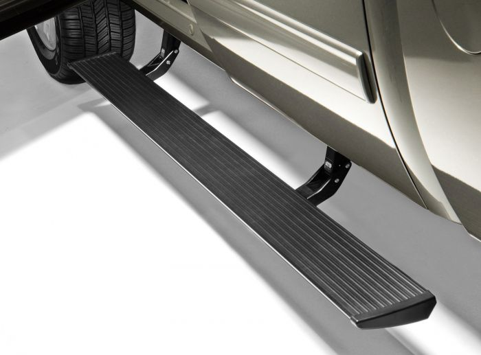 AMP Research - Estribos PowerStep para Chevrolet Cheyenne 07 - 13