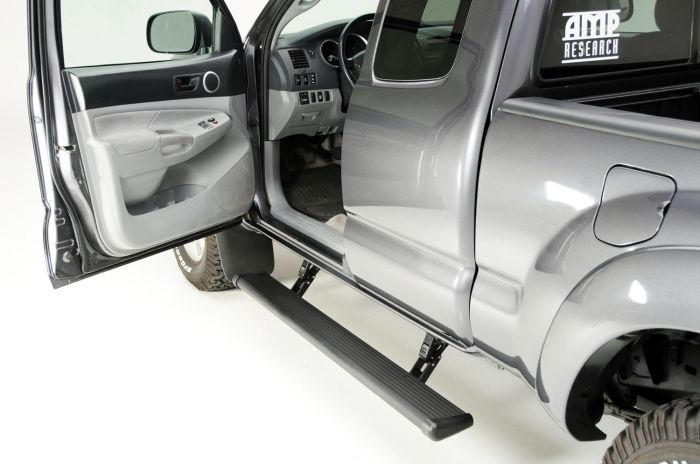 AMP Research - Estribos PowerStep para Toyota Tacoma 05 - 15