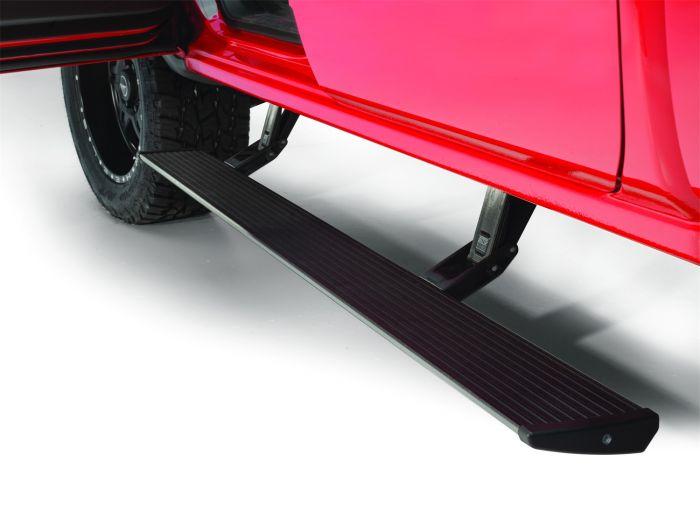 AMP Research - Estribos PowerStep para Chevrolet Silverado 1500 14 - 16