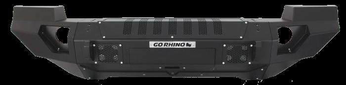 Go Rhino - BRJ40 Negro Texturizado + Full End Caps Jeep Wrangler JK 07-18