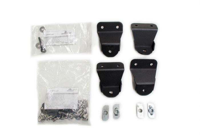 Go Rhino - Go Rhino Kit de instalación SRM Rack Universal 5910000T
