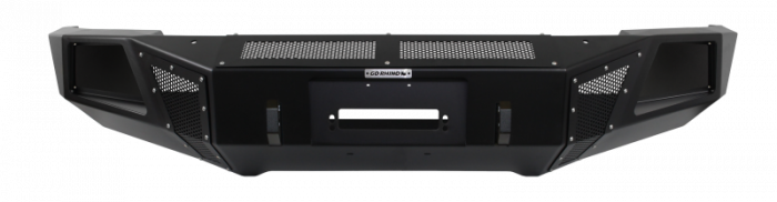 Go Rhino - BR5 Negro Texturizado Nissan NP300 Frontier/Navara 16-20