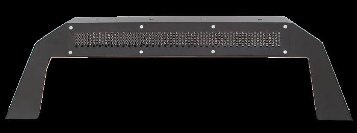 "Go Rhino - Marco para barra de luz LED de hasta 20"" Jeep Wrangler JK 07-18 /Jeep Wrangler JL 18-21"
