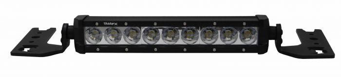 """Go Rhino - Montaje para Barra LED 10"""" sencilla Jeep Wrangler JL 18-19"""