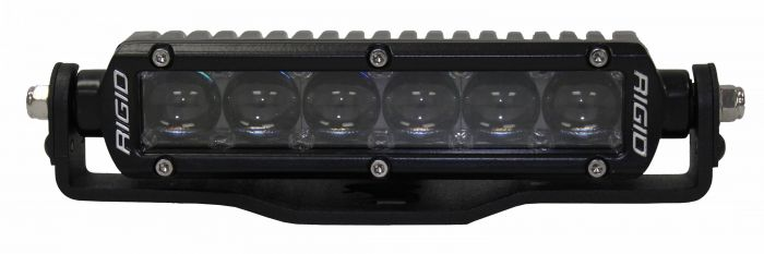 "Go Rhino - Montaje para Barra LED sencilla 6"" dual Wrangler JL 18-21"