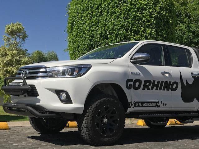 Go Rhino - RC3 LR SKID PLATE DODGE RAM 1500 09-18