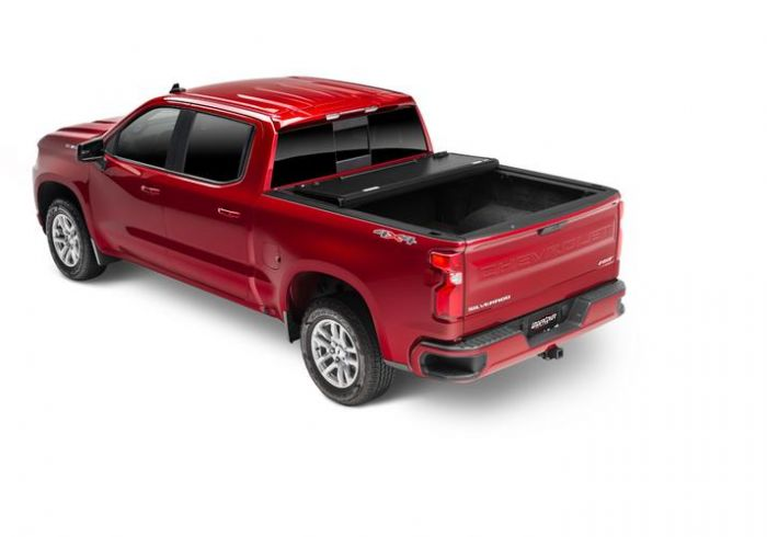 Undercover - Undercover FLEX - Tapas plegables para caja Chevrolet Silverado 1500 2019 6.5'