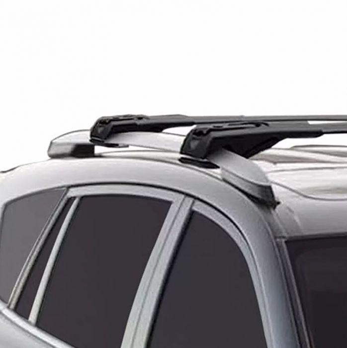 Big Country - Racks Tipo Original Laterales Plateado Hyundai Creta 15-18