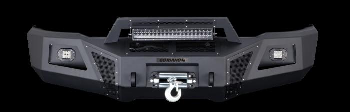 Go Rhino - BR10.5 Negro Texturizado Ford  F-250 / F-350 Super Duty 17 - 19