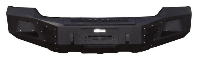 Go Rhino - BR5.5 Negro Texturisado Chevrolet Silverado 1500 16-19