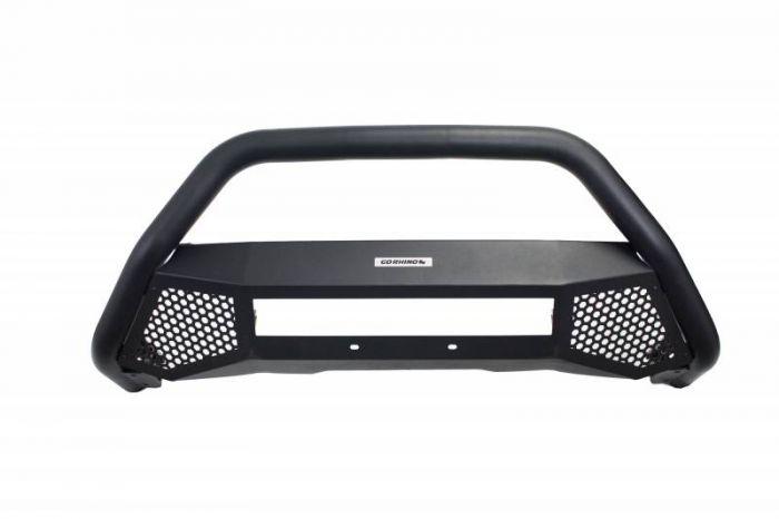 Go Rhino - RC4 LR Skid Plate Negro Texturizado Ford Ranger 16-20 ( Defensa + Brackets)
