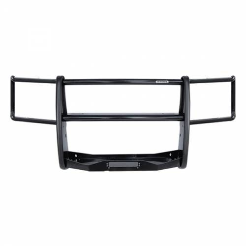 Go Rhino - Winch Guard con cubre faros Dodge Ram 2500HD, 3500HD 10-12