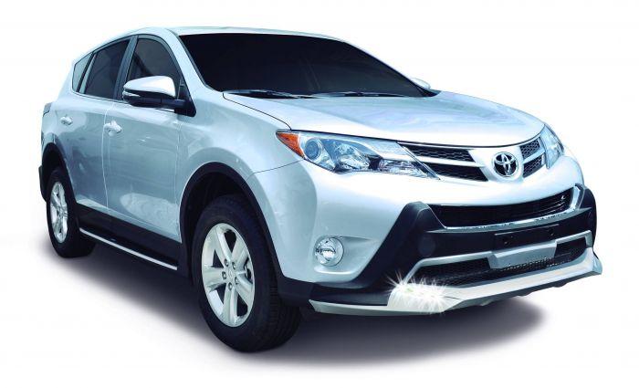 Go Rhino - Vento Guard Toyota RAV4 13-16 (Delantero)