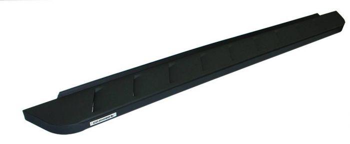 "Go Rhino - Estribos RB10 Running Boards Negro Texturizado - 87"" Largo (Universal)"