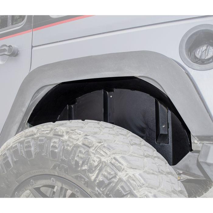 Go Rhino - Inner Liners posteriores Jeep Wrangler JK 07-18
