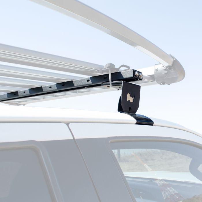 Go Rhino - Kit de Montaje Universal para Canastilla, Mitsubishi L200 20-21 (Sin Perforar)