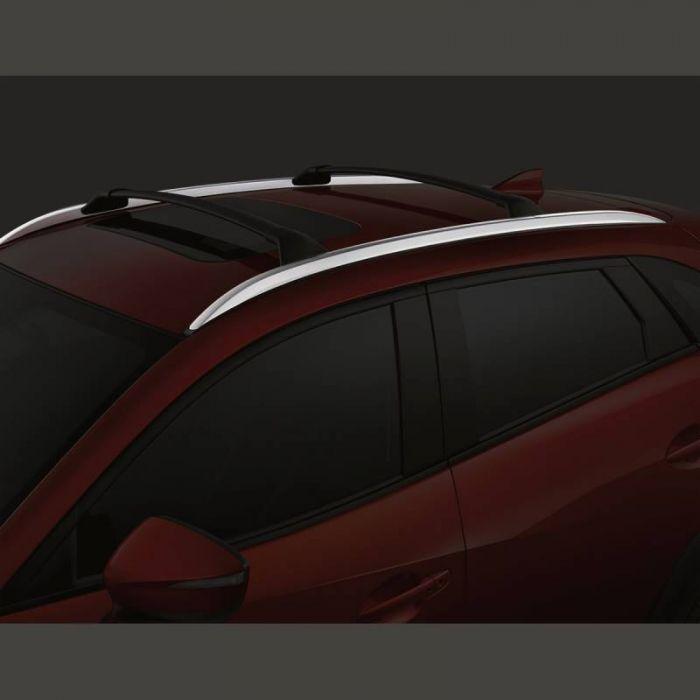 Big Country - Rack Tipo Original Mazda CX3 18-20 (Riel Pegado al Toldo)
