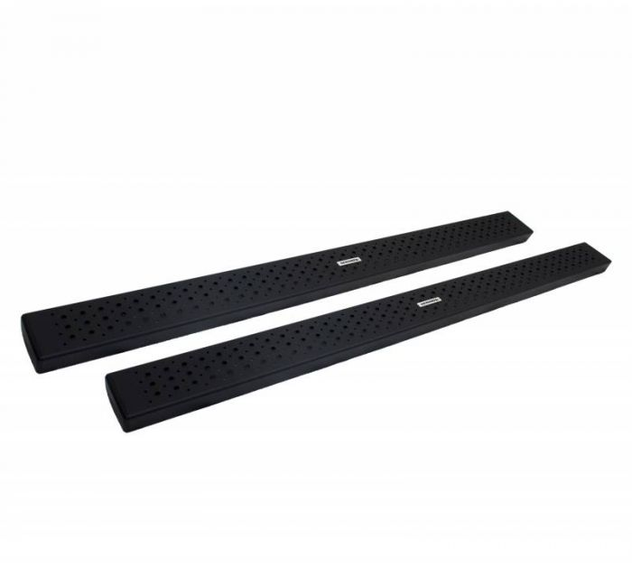 """Big Country - 6"""" Widesider HD Estribos + Brackets Ford Ranger 16-21 Doble Cabina"""