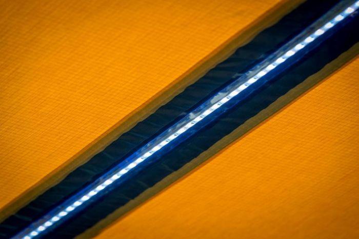 ARB - ARB Awning  (Toldo con luz) con caja de PVC 8.2 x 8.2 FT