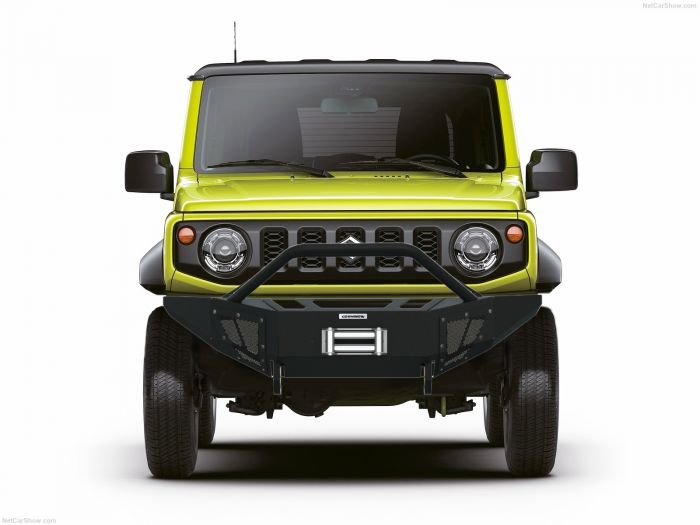 Go Rhino - BR 5.5 Negro Texturizado Suzuki Jimny 2021+