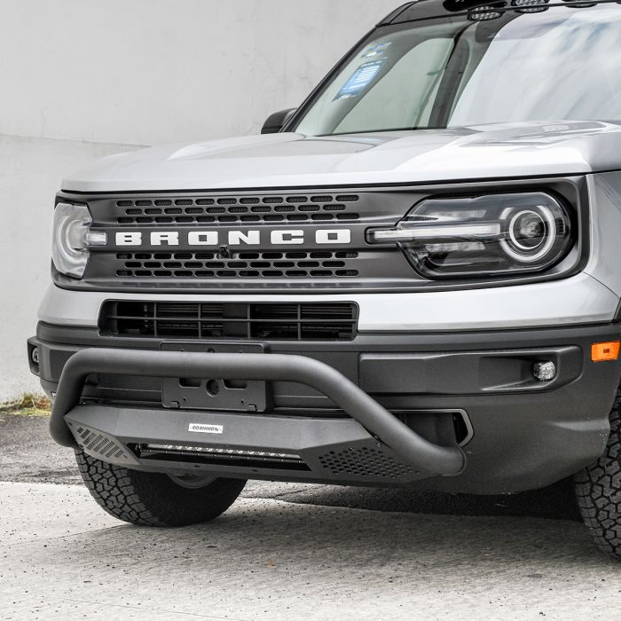 Go Rhino - RC4 Slim Con Luz Ford Bronco Sport 2021+