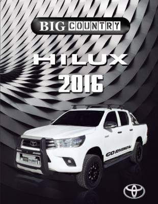 Catálogo Hilux 2016