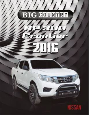 Catalogo NP300 Frontier 2016