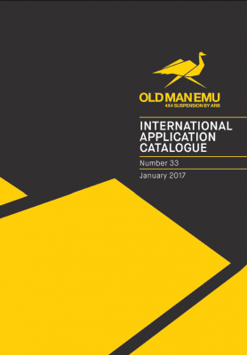 Catálogo Old Man Emu