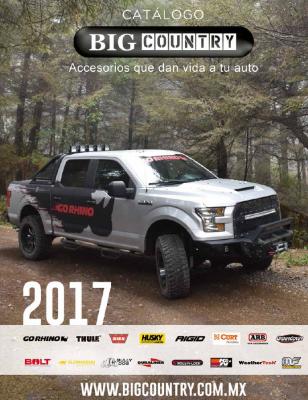 Catálogo Big Country 2017