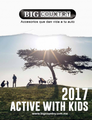 Big Country Active with Kids 2017