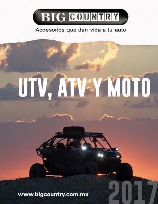 UTV, ATV y Moto