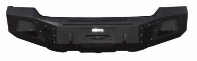 Go Rhino - BR5.5 Negro Texturizado  Chevrolet Colorado 15 - 18 - Image 1