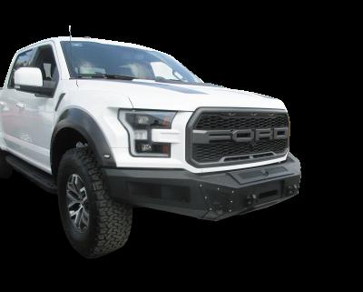 Go Rhino - BR5.5 Negro Texturizado Ford Raptor F-150 17-20 - Image 4