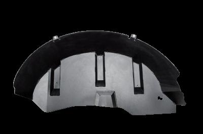 Go Rhino - Inner Liners posteriores Jeep Wrangler JK 07-18 - Image 2