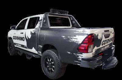 Go Rhino - Sport Bar 3.0 Mid Size Negro Texturizado Varias Aplicaciones - Image 2