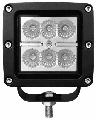 "Go Rhino - Luces LED - Go Rhino Universal Dually 3"" 2 Pares con arnés - Image 1"