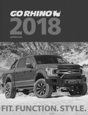 Go Rhino 2018 Catalog comp