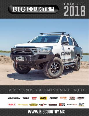 Catalogo Big Country 2018